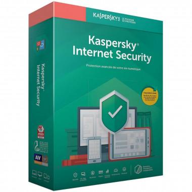 Internet Security - 1 An / 1 PC   Kaspersky