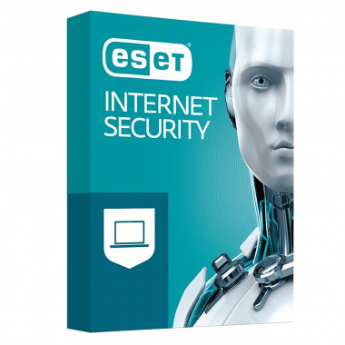 Internet Security 2020 - 1 An / 1 PC OEM | ESET