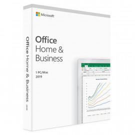 Office Famille/Entreprise 2019 - COEM - T5D03351   Microsoft