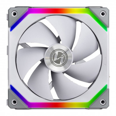 UNI FAN SL120 RGB - Blanc - Pack de 3 | Lian-Li