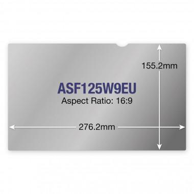 "ASF125W9EU Filtre de confidentialité 12.5"" (16:9)  | Targus"