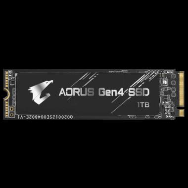 1To M.2 NVMe Gen4 - AORUS GP-AG41TB | Gigabyte