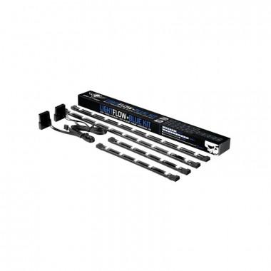 Kit 4 barres LEDS bleues magnétiques | Spirit Of Gamer