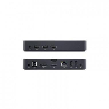 Dell D3100 - Station d accueil USB3 Ultra HD 4K -
