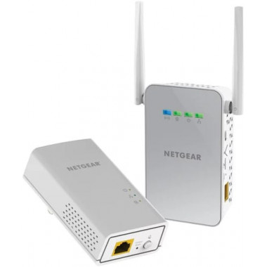 1PT Gigabit Powerline AV2 AC650 BNDL | Netgear