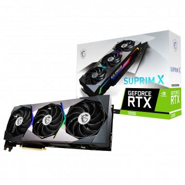 RTX 3090 SUPRIM X 24G - RTX3090/24G/HDMI/DP | MSI