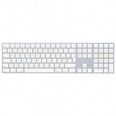 Magic Keyboard avec pavé numérique - Argent | Apple