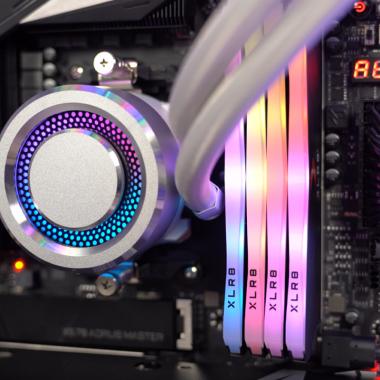 MD16GK2D4320016XRGB RGB (2x8GB DDR4 3200 PC25600) | PNY