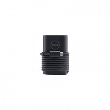 Dell - Adaptateur Type-C CA Dell E5 65 watts à 3
