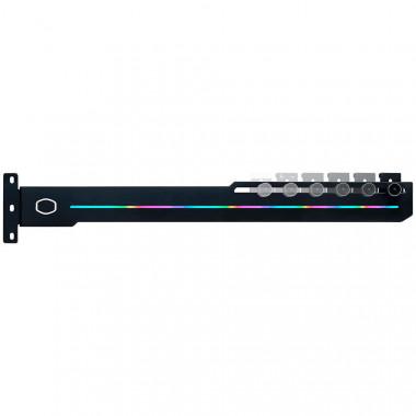 Kit câbles tressés (White/Black) CMA-NEST16WTBK1 | Cooler Master