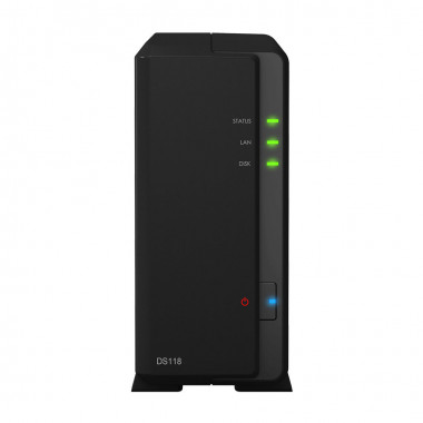 DS118 - 1 HDD | Synology