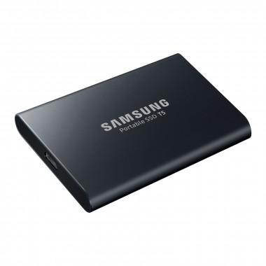 Portable T5 1To USB3.1 Gen. 2 AES MU-PA1T0B/EU | Samsung