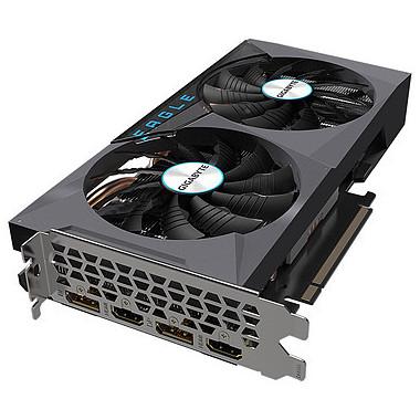 RTX 3060 EAGLE OC 12G - RTX3060/12Go/HDMI/DP | Gigabyte