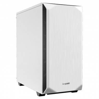 Pure Base 500 White BG035 - MT/Sans Alim/ATX | Be Quiet!