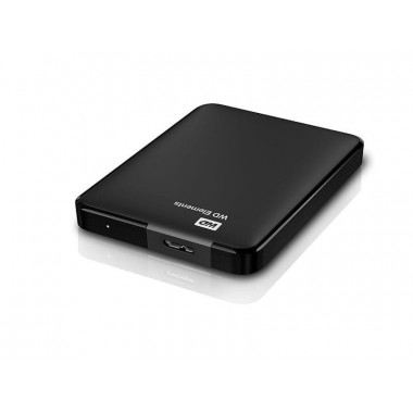 "1To 2""1/2 USB3 - Elements - WDBUZG0010BBK-WESN 