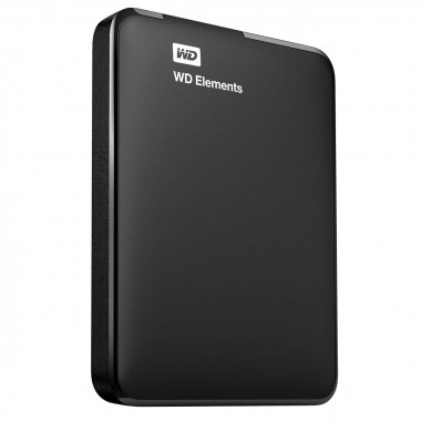 "2To 2.5"" USB3 - Elements - WDBU6Y0020BBK 
