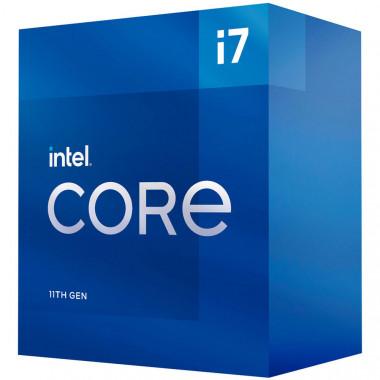 Core i7-11700 -2.9GHz/16Mo/LGA1200/BOX | Intel