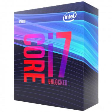 Core i7-9700K - 3.6GHz/LGA1151(2017)/Ss Vent./BOX | Intel