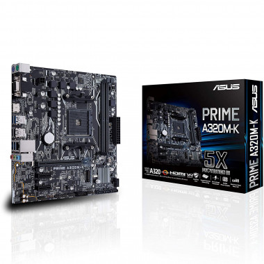 PRIME A520M-K - A520/AM4/mATX | Asus