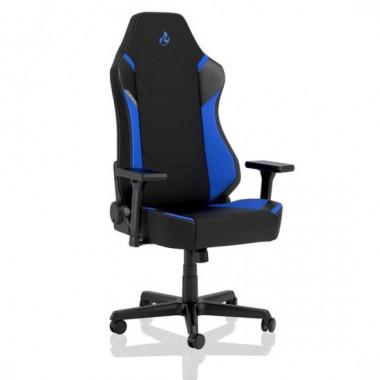 X1000 Galactic Blue - Bleu/Noir/Tissu/3D | Nitro Concepts