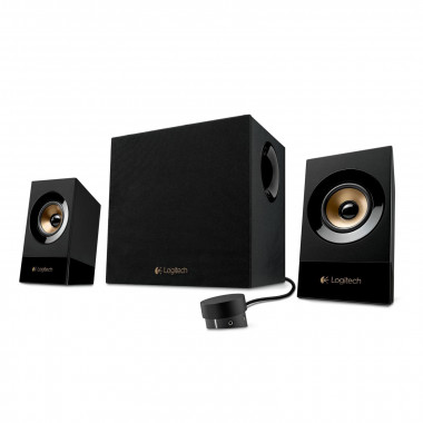 2HP+Caisson - Multimedia Speakers Z533   Logitech