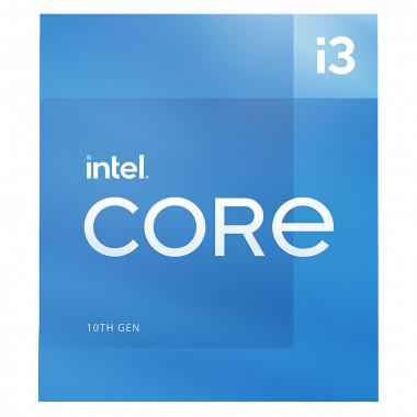 Core i3-10105 - 3.7GHz/6Mo/LGA1200/BOX | Intel